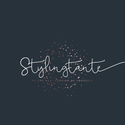 Logo & business card design for Stylingtante