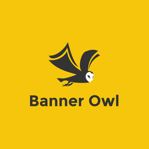 Design a cool logo for BannerOwl