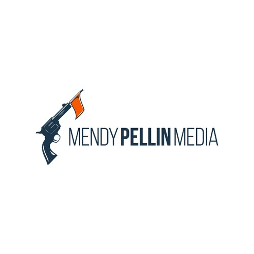 Crazy logo to portray a fun film production company