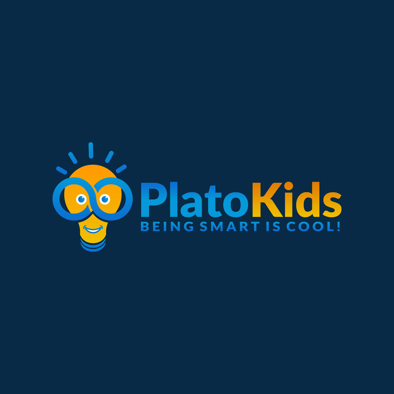 Plato Kids educational toys company logo