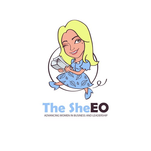 Logo for women in business