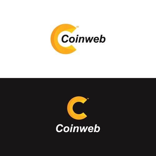 Modern Logo for Cryptocurrency Website