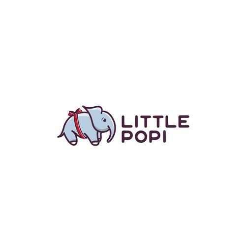 Logo for kids line