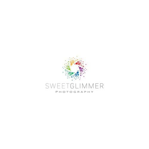 Logo for family and  child photography