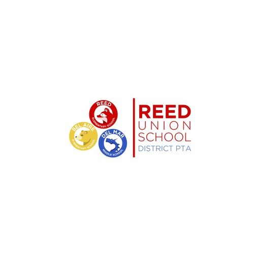 Reed Union School - Logo design