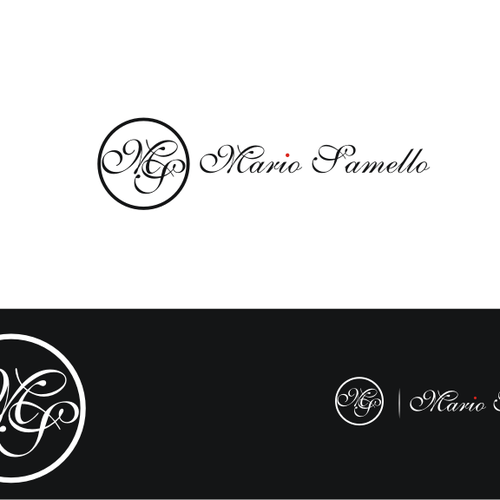 Create the next logo for MARIO SAMELLO