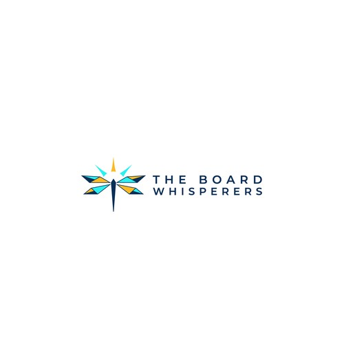 Inspiring logo for a new, innovative company | The Board Whisperers