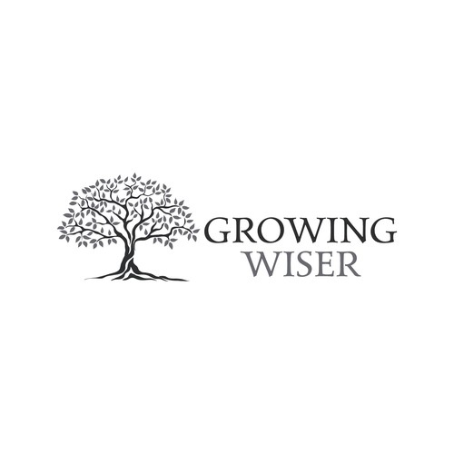 Logo for Growing Wiser