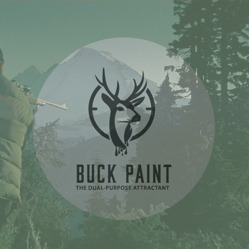 logo for buck paint