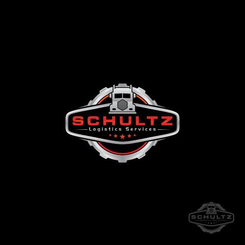 Schultz Logistics Services needs a new one of a kind logo