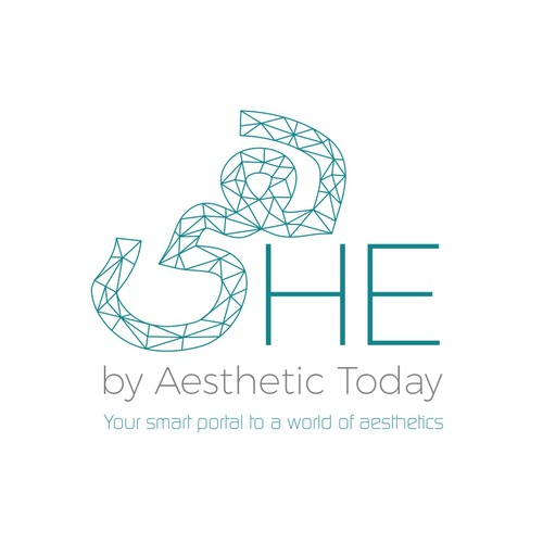 She logo design