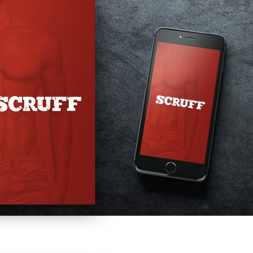 Dating App, SCRUFF