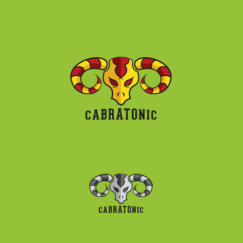 Strong logo for Cabratonic