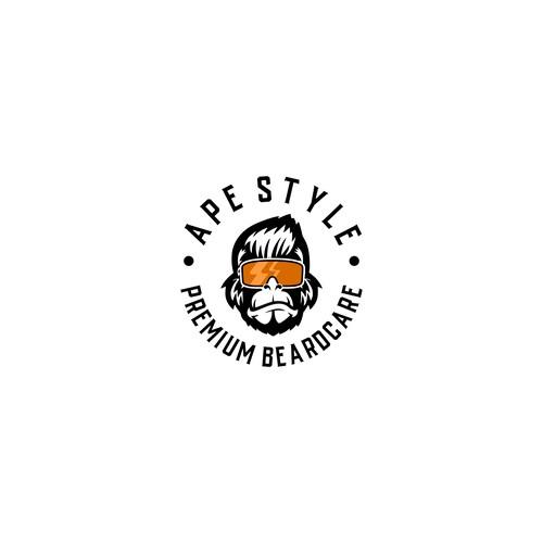 Beard Growth Supplement Brand Needs A Powerful New Logo