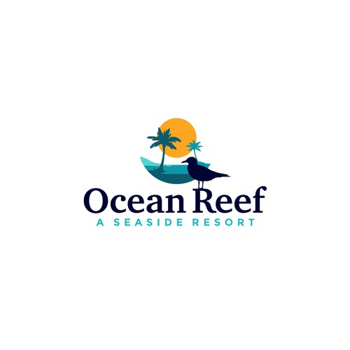 Logo for Seaside Resort