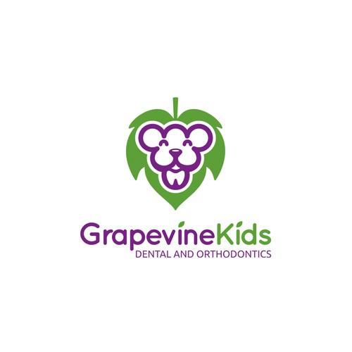 Logo for Kids Dental and Othodontics