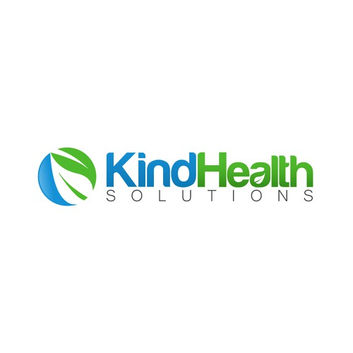 Create the next logo for Kind Health Solutions