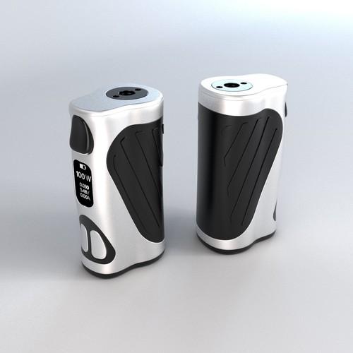 Vaping Box Mod Exterior Design