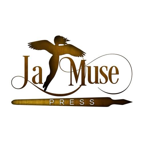 - LA MUSE PRESS LOGO