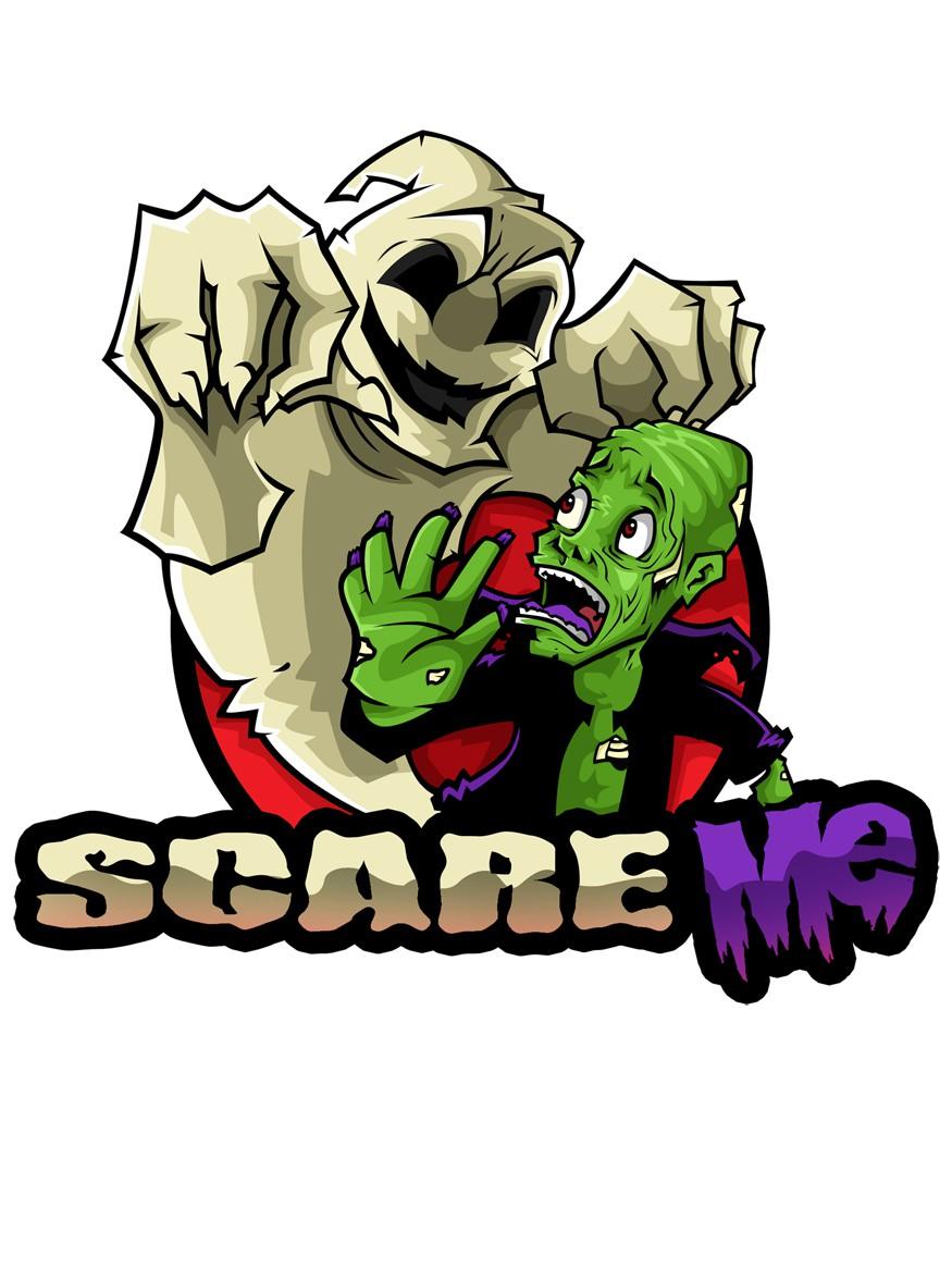 Scare me needs a new logo