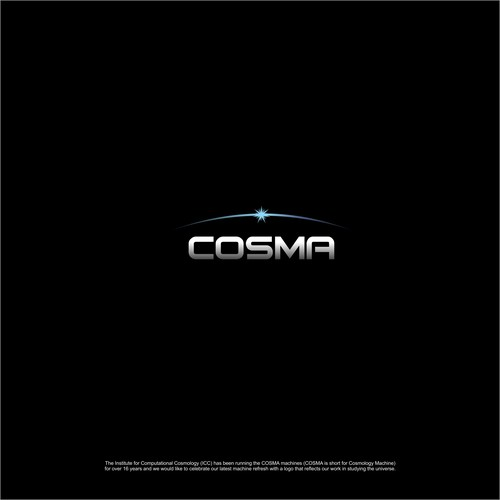 futuristic space for cosma