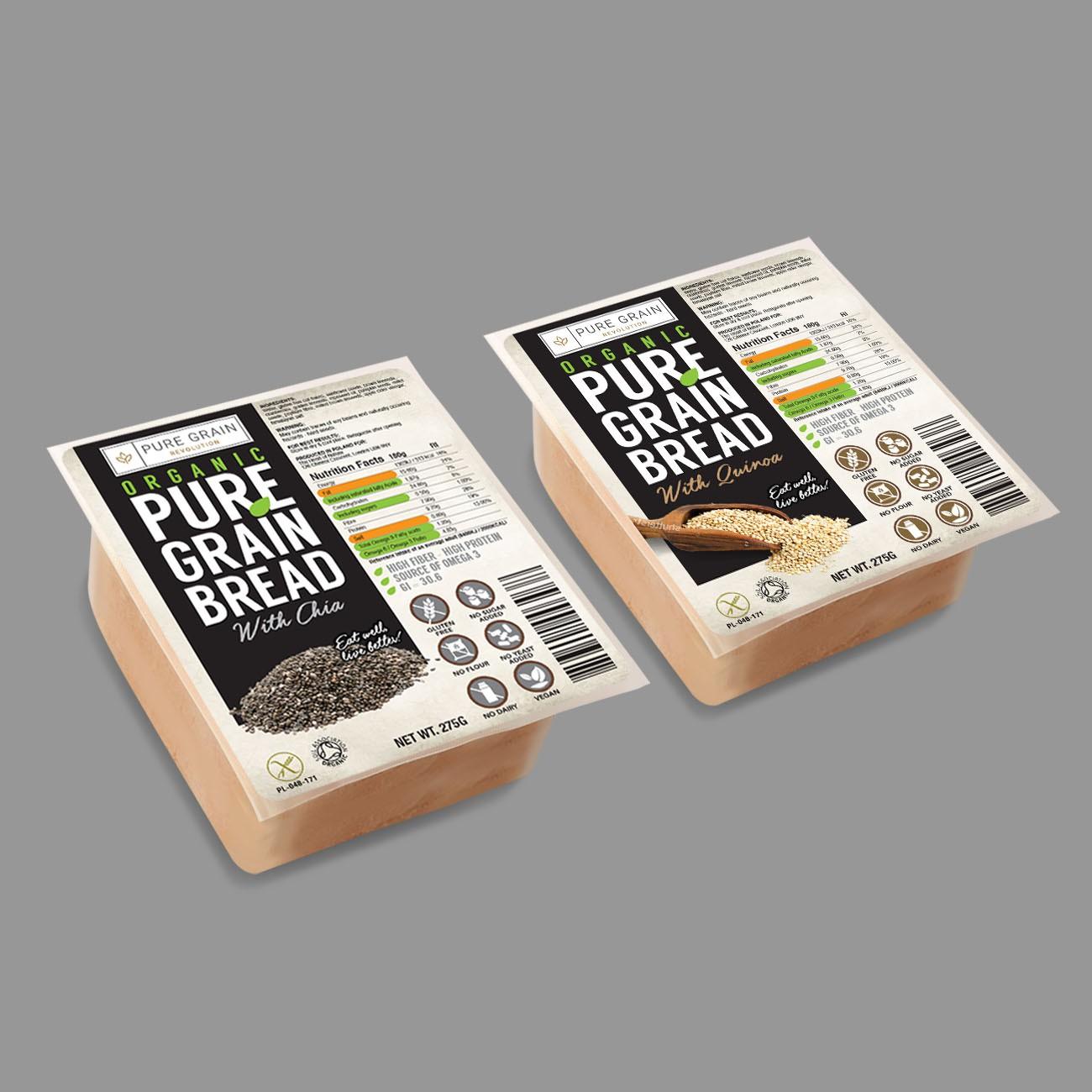 Pure Grain Bread