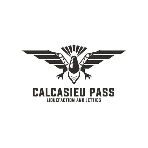Calcasieu Pass Liquefaction and Jetties