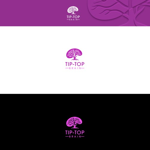 Logo for TIP-TOP Brain