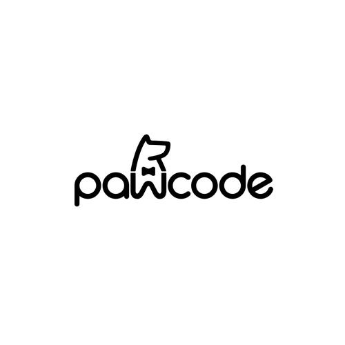 Pawcode Apparel Logo