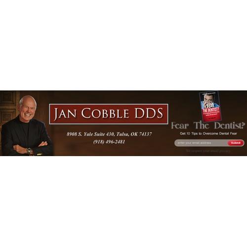 Jan Cobble DDS needs a new website header image