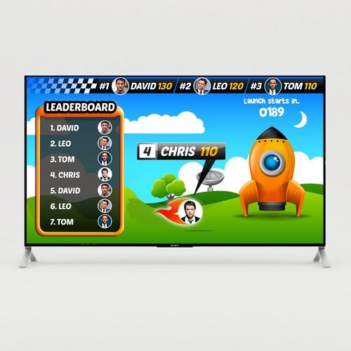 Gamifying Enterprise Sales for Apple TV