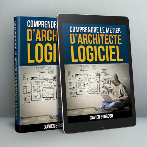 Software Architecture Book Cover Design