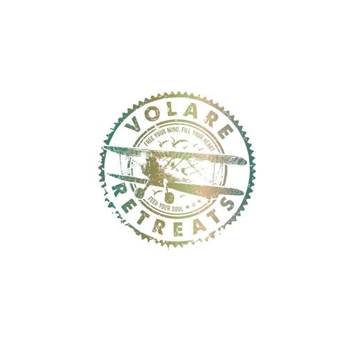 Logo for Volare Retreats