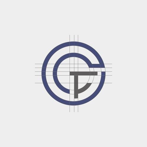G F logo in a circle