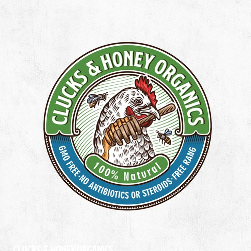 Clucks & Honey Organics