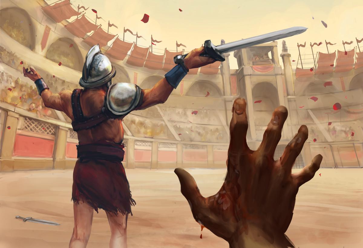 WAR Rome - Scenes