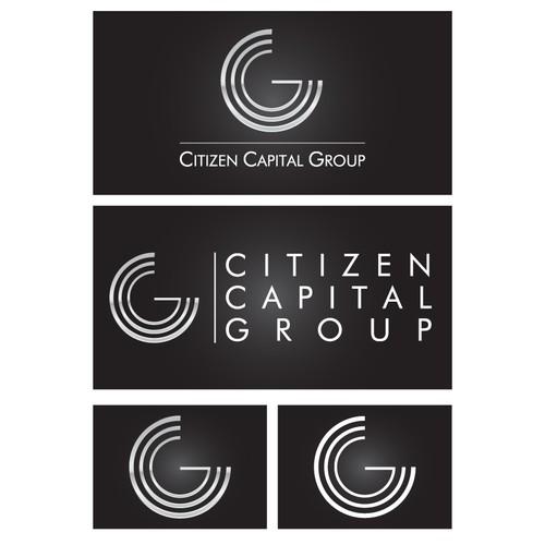 Logo, Business Card + Letterhead for Citizen Capital Group