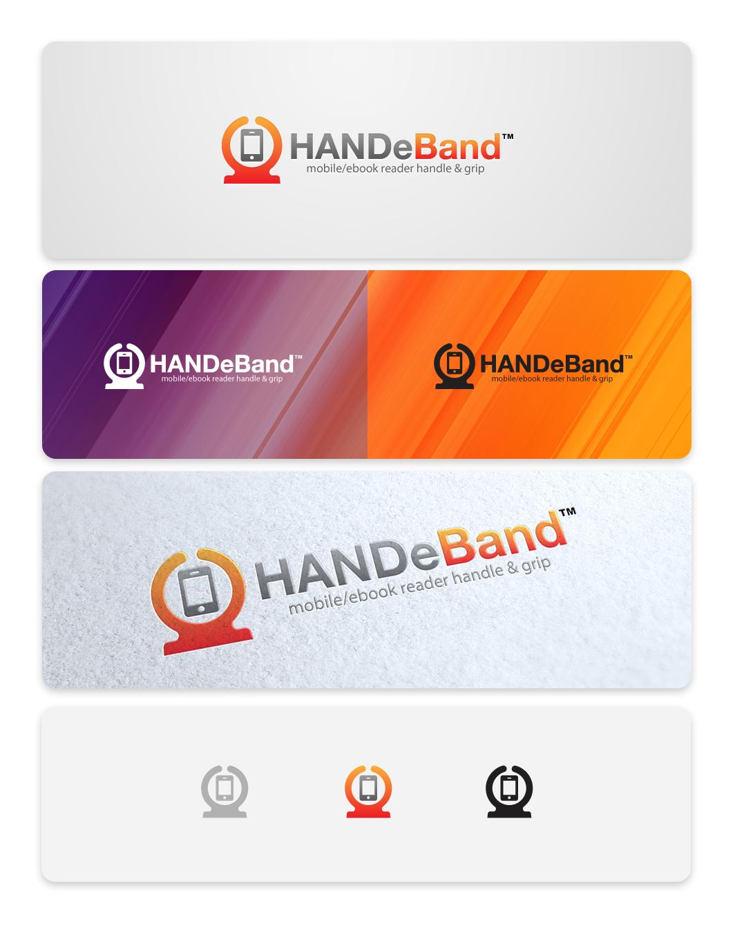 Create the next logo for HANDeBand
