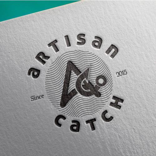 Concept isologo for artisan catchers.