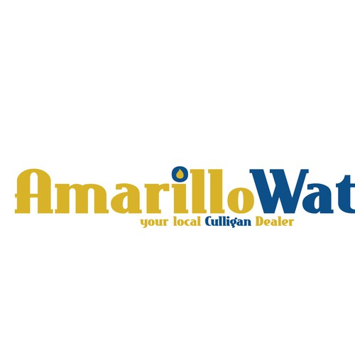 Logo for AmarilloWater