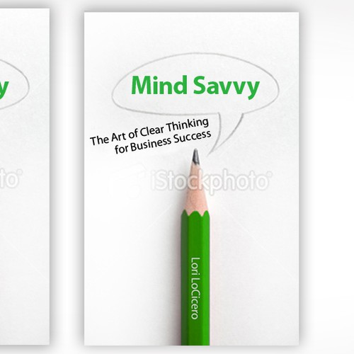 Book Cover Mind Savvy