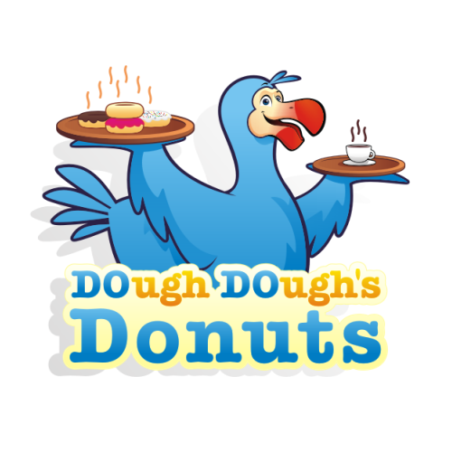 New logo wanted for DOugh DOugh's Donuts
