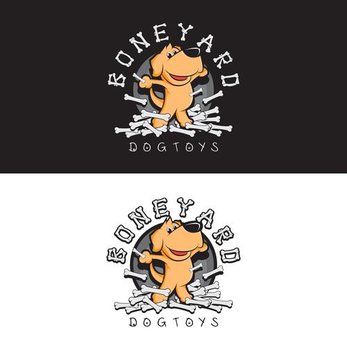 Bone Yard Dog Toys