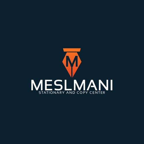 Logo concept for print shop