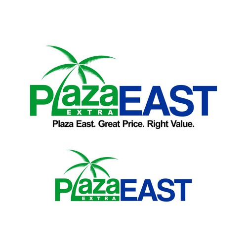 Logo For Plaza Extra East