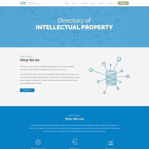 Patent, Intellectual Property Directory
