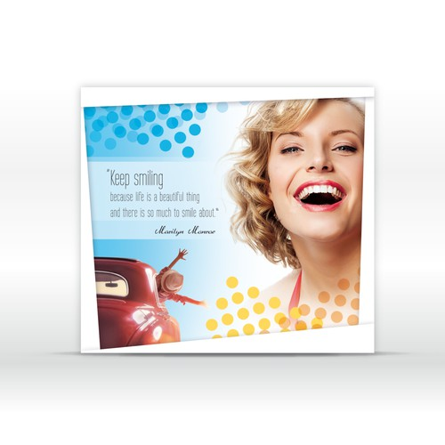 Poster Add for a Dentist