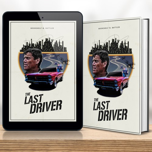 Book Cover for The Last Driver