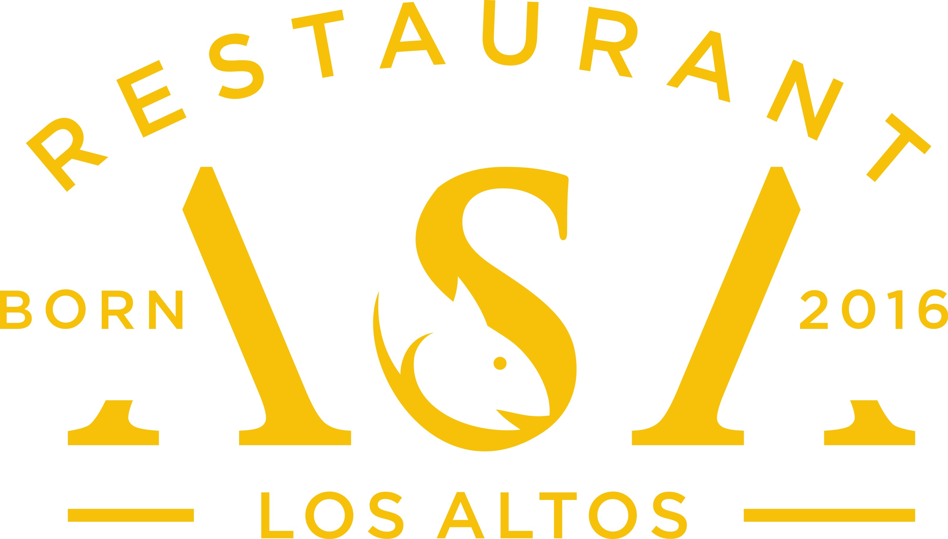 create a logo a restaurant of the highest integrity and love for land and sea.