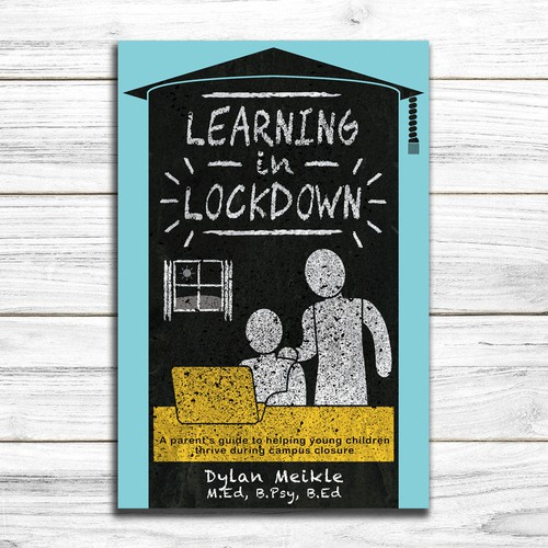 Book cover for educational book
